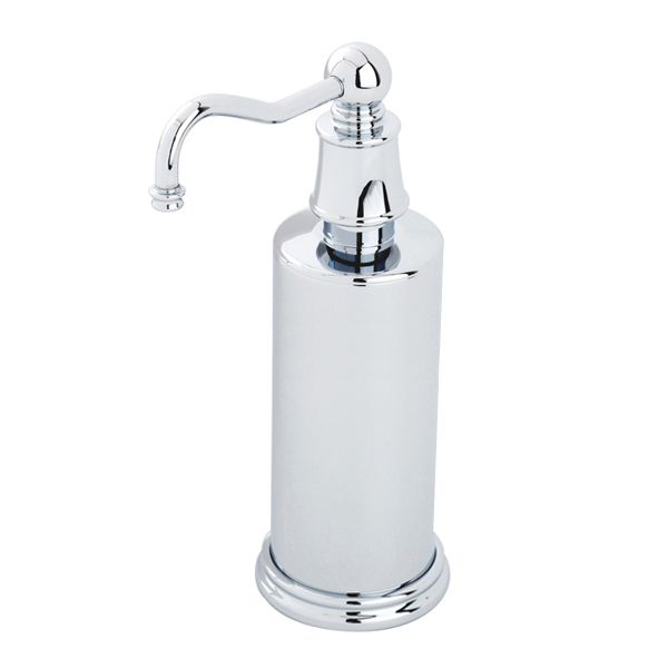 6633 Perrin & Rowe Country Freestanding Soap Dispenser
