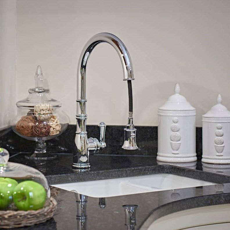 Perrin and Rowe Aquitaine Kitchen Taps