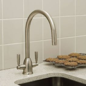 Perrin and Rowe Oberon Kitchen Taps