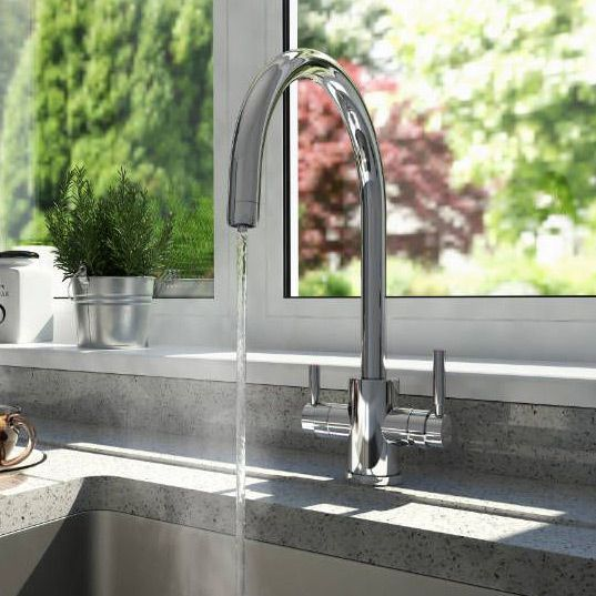 Perrin and Rowe Phoenix Instant Hot Water Taps